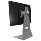 Viewmate Style 502 Supporto monitor Argento