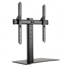 DQ TV Stand Style Supporto TV Nero